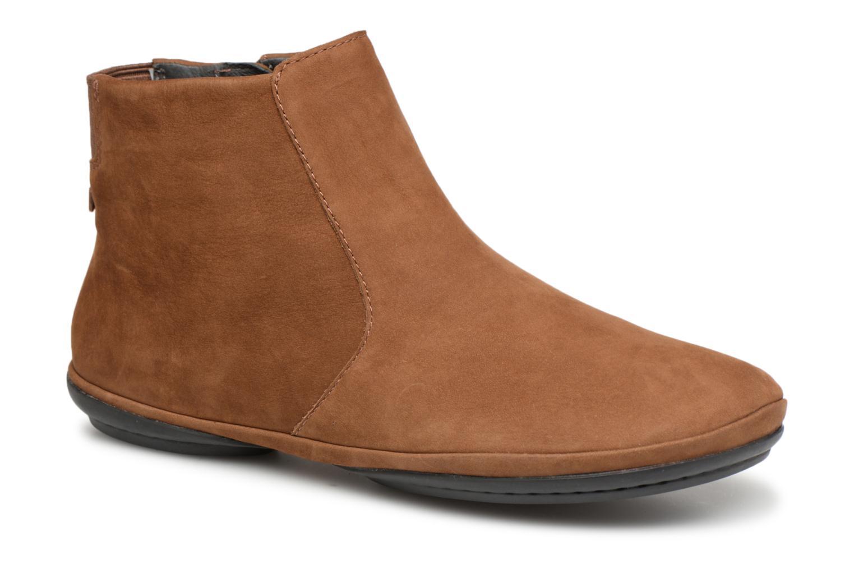 Grandes descuentos últimos zapatos Camper Right Nina K400313 (Marrón) - Botines  en Más cómodo