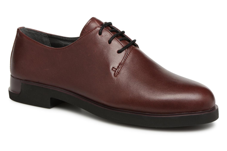 Los últimos zapatos Camper de hombre y mujer Camper zapatos Iman K200685 (Marrón) - Zapatos con cordones en Más cómodo 3cc10a