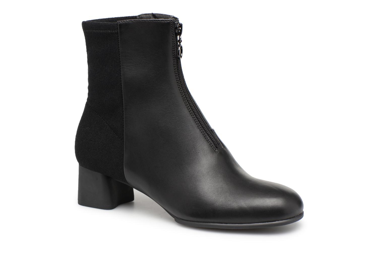 Grandes descuentos últimos zapatos Camper Katie K400312 (Negro) - Botines  Descuento