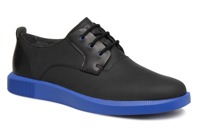 Camper Bill K100356 (Noir) - Chaussures à lacets chez Sarenza (329633)