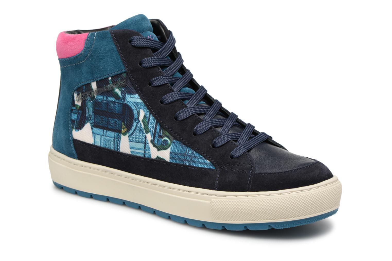 Zapatos promocionales Geox D BREEDA L D642QL (Azul) - Deportivas   Zapatos de mujer baratos zapatos de mujer