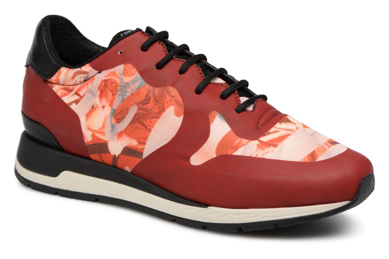 Grandes descuentos últimos zapatos Geox D SHAHIRA B D64N1B (Rojo) - Deportivas Descuento