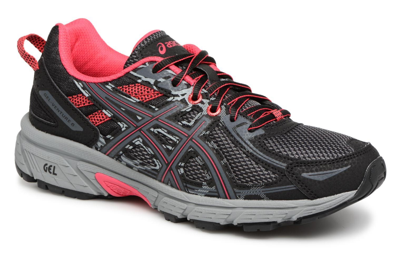 Los últimos zapatos de hombre y mujer Asics Gel-Venture 6 deporte (Negro) - Zapatillas de deporte 6 en Más cómodo 5e5a7c