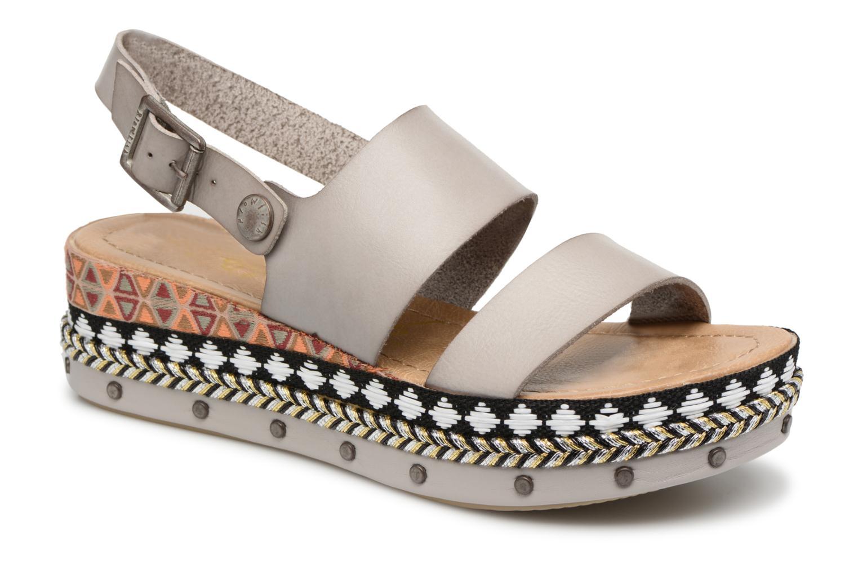 Blowfish Malibu Lola-B gris - Chaussures Sandale Femme