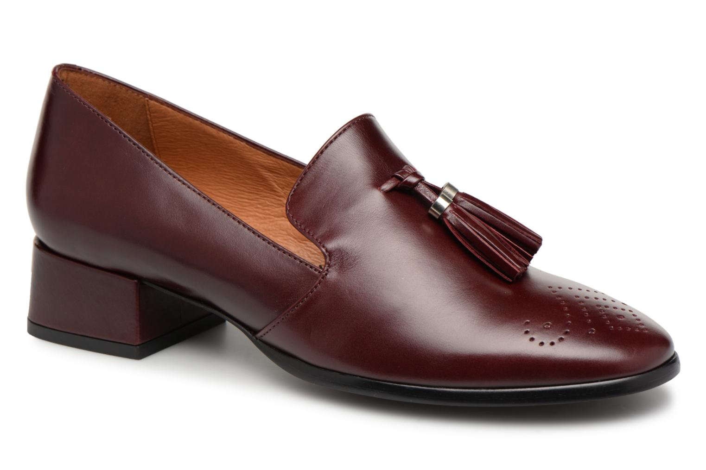 Grandes Rose descuentos últimos zapatos Georgia Rose Grandes Taquine (Vino) - Mocasines Descuento 640099