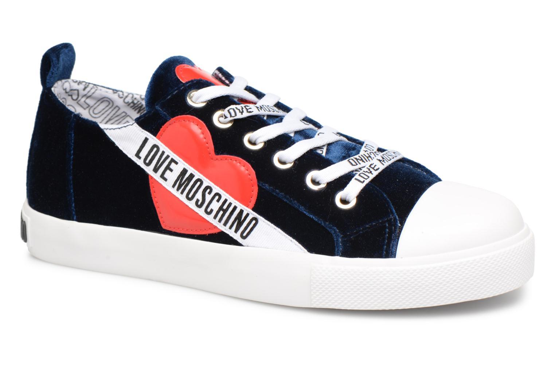 Últimos recortes de precios Love Moschino Boston sneaker (Azul) - Deportivas chez Sarenza