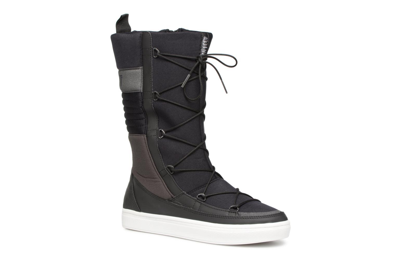 Grandes descuentos últimos zapatos Moon Boot Vega Hi TF (Negro) - Zapatillas de deporte Descuento