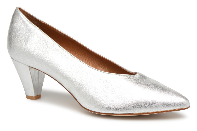 c74e9979 Grandes descuentos últimos zapatos Georgia Rose Ladies (Plateado) - Zapatos  de tacón Descuento