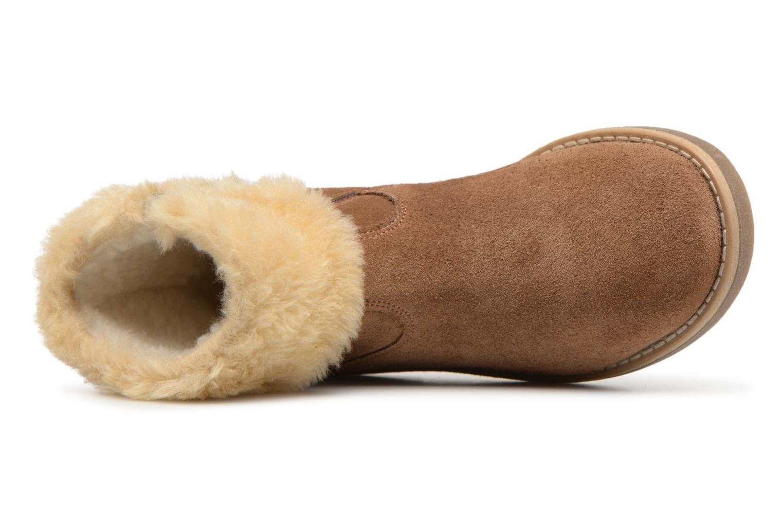 Soluri Love I Shoes Beige Leather wqEg6Xga7