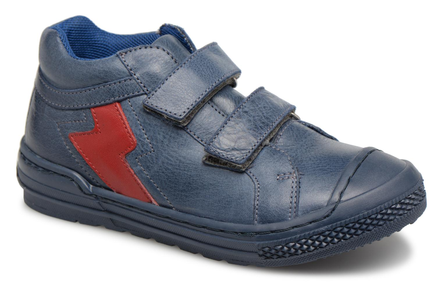 Navy Shoes I Leather Love Solibam WPXx4q8
