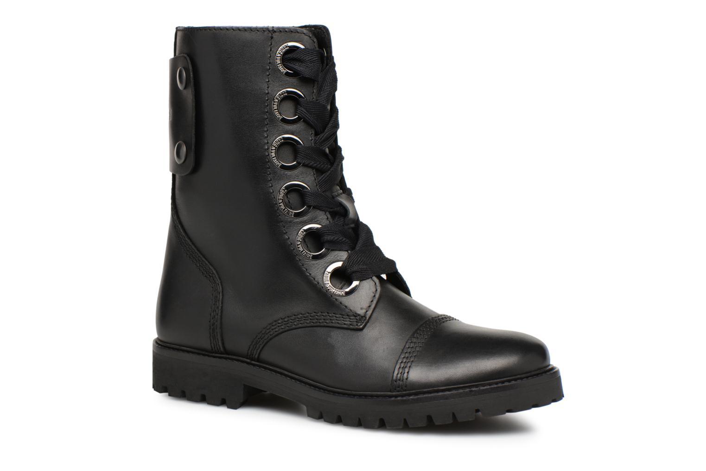 Zadig & Voltaire - Damen - Joe - Stiefeletten & Boots - schwarz vjcT7rC4