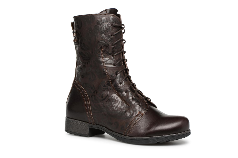Zapatos especiales para hombres y mujeres Think! Denk 83026 (Marrón) - Botines  en Más cómodo