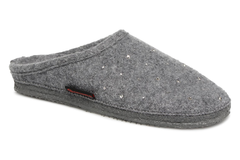 Grandes descuentos últimos zapatos Giesswein NAGEL (Gris) - Pantuflas Descuento