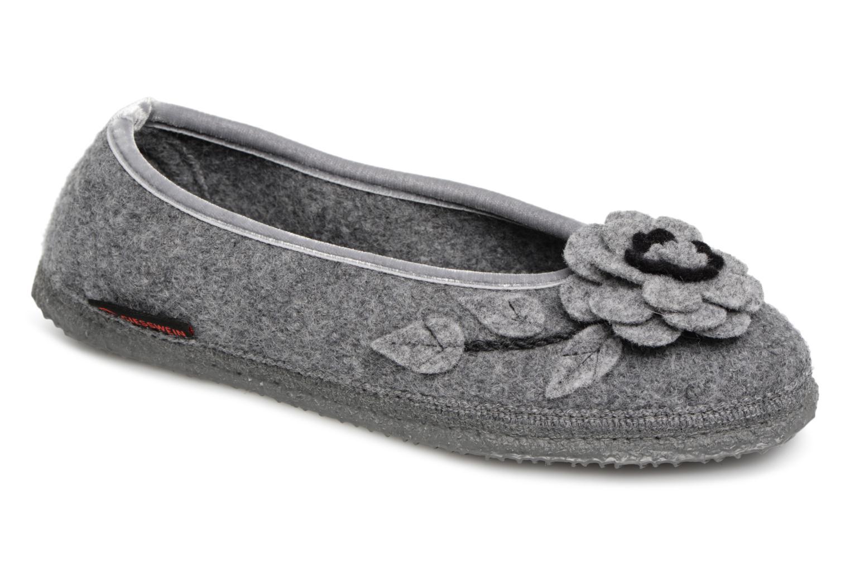 Grandes descuentos últimos zapatos Giesswein LANDIN (Gris) - Pantuflas Descuento
