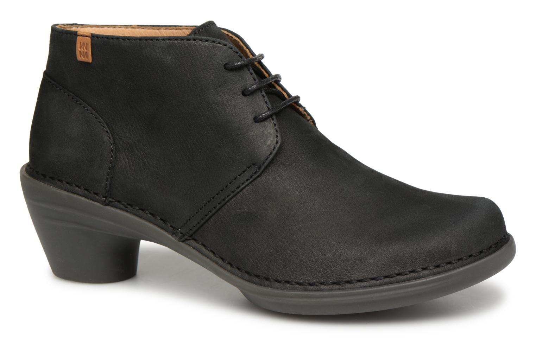 modelo más vendido de la marca El Naturalista Aqua N5326 (Negro) - Zapatos con cordones en Más cómodo