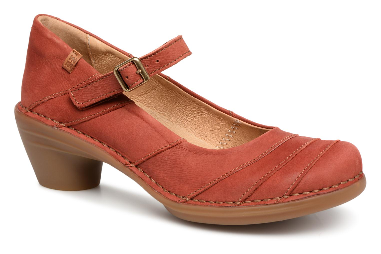 Grandes descuentos últimos zapatos El Naturalista Aqua N5327 (Rojo) - Zapatos de tacón Descuento