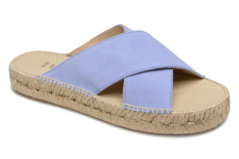Grandes descuentos últimos zapatos Shoe the bear THEA S (Azul) - Alpargatas Descuento