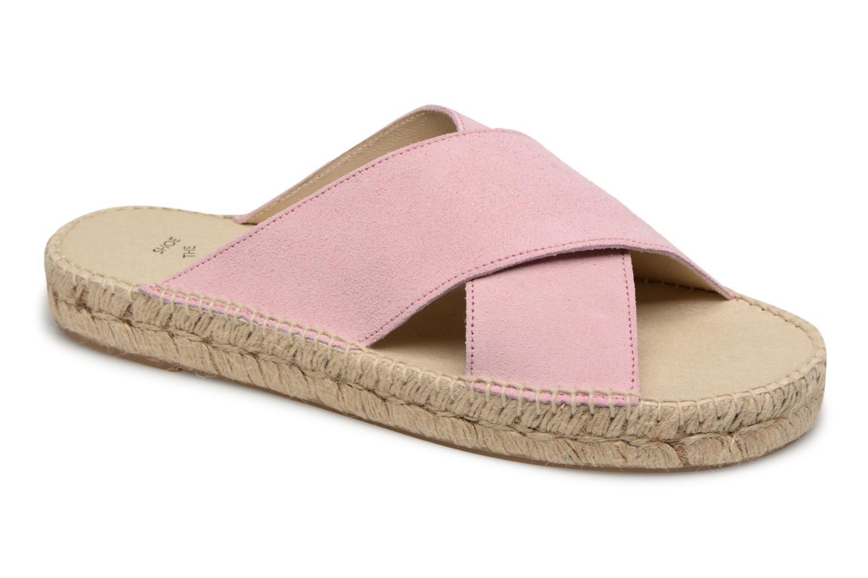 Zapatos especiales para hombres y mujeres Shoe the bear THEA S (Rosa) - Alpargatas en Más cómodo