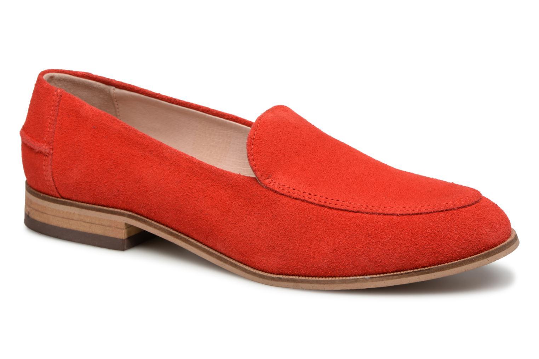 Zapatos promocionales Shoe the bear JUNO S (Rojo) - Mocasines   Gran descuento