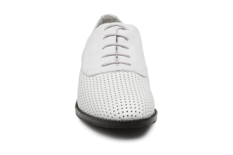 Zapatos promocionales Shoe the bear KIKO (Azul) - Zapatos con cordones   Descuento de la marca