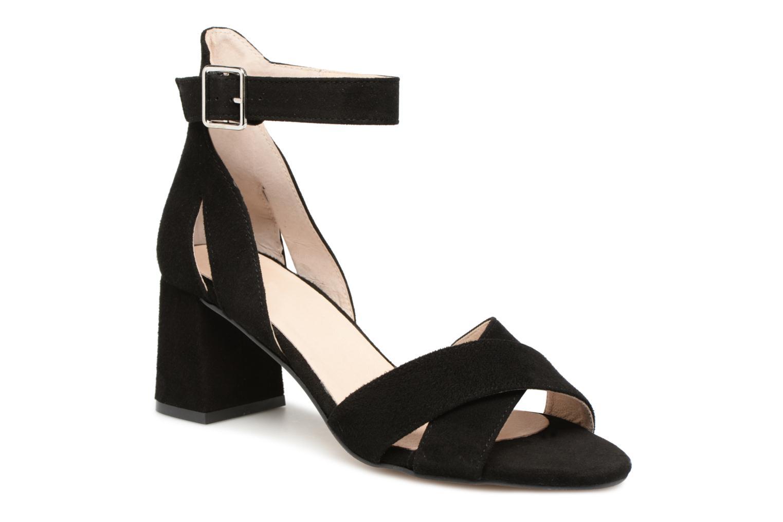 Grandes descuentos últimos zapatos CROSS Shoe the bear MAY CROSS zapatos (Negro) - Sandalias Descuento 0d867c