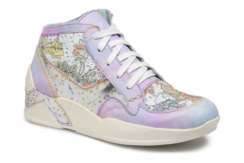 Zapatos promocionales Laura Vita BUBBLES 08 (Violeta) - Deportivas   Gran descuento