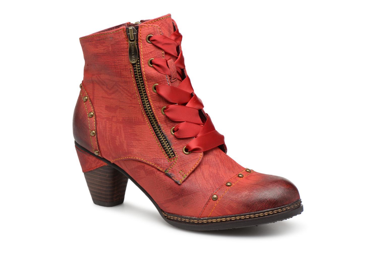 modelo más vendido de la marcaLaura Vita Alizee 028 (Rojo) - Botines  en Más cómodo