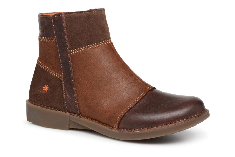 Grandes descuentos últimos zapatos Art BERGEN 2 (Marrón) - Botines  Descuento