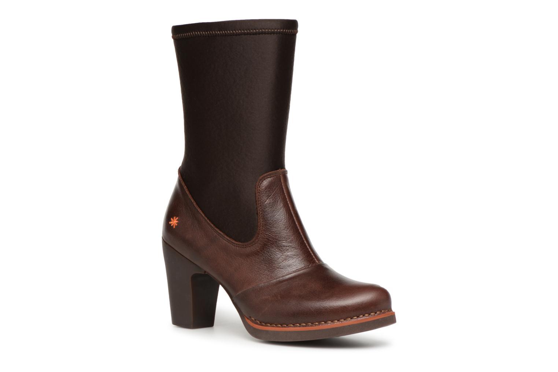 Zapatos cómodos VIA y versátiles Art GRAN VIA cómodos (Marrón) - Botas en Más cómodo 6f831e
