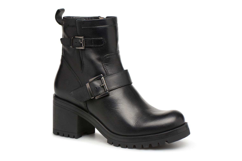 Grandes descuentos últimos zapatos Unisa GINOS HA (Negro) - Botines  Descuento