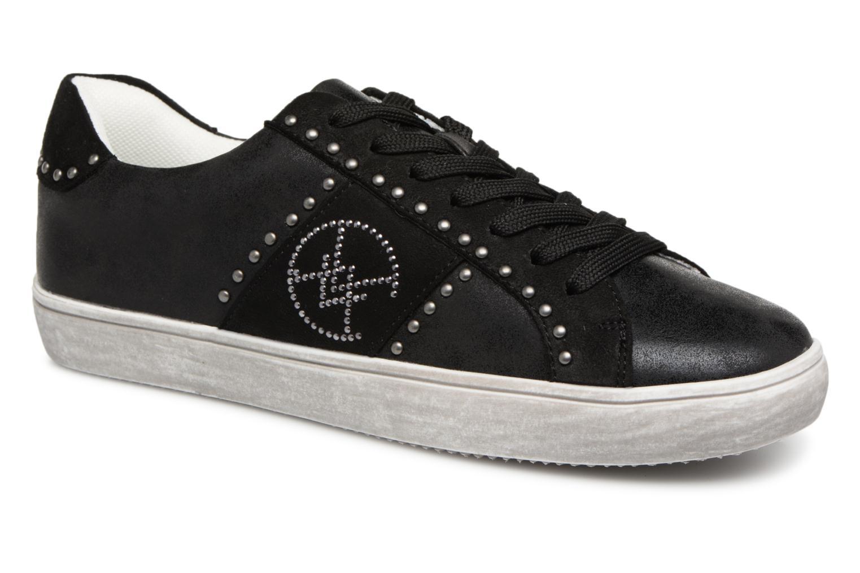 Zapatos de mujer baratos zapatos de mujer Chattawak BRESCIA (Negro) - Deportivas en Más cómodo