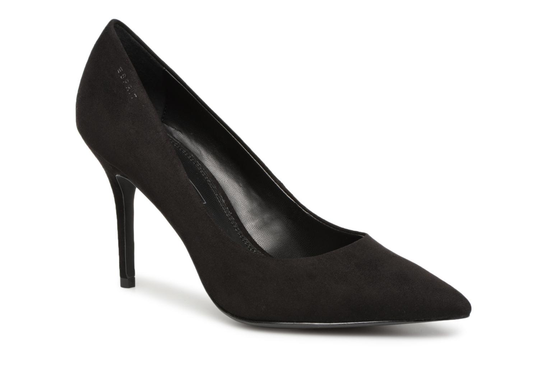 Grandes descuentos últimos zapatos Esprit IDA PUMP (Negro) - Zapatos de tacón Descuento