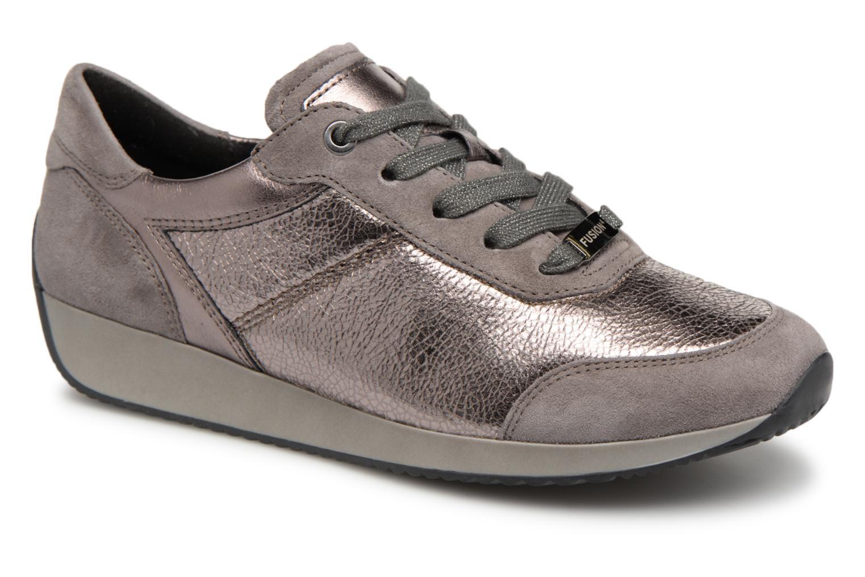 Grandes descuentos últimos zapatos Ara Fusion 44050 (Gris) - Deportivas Descuento