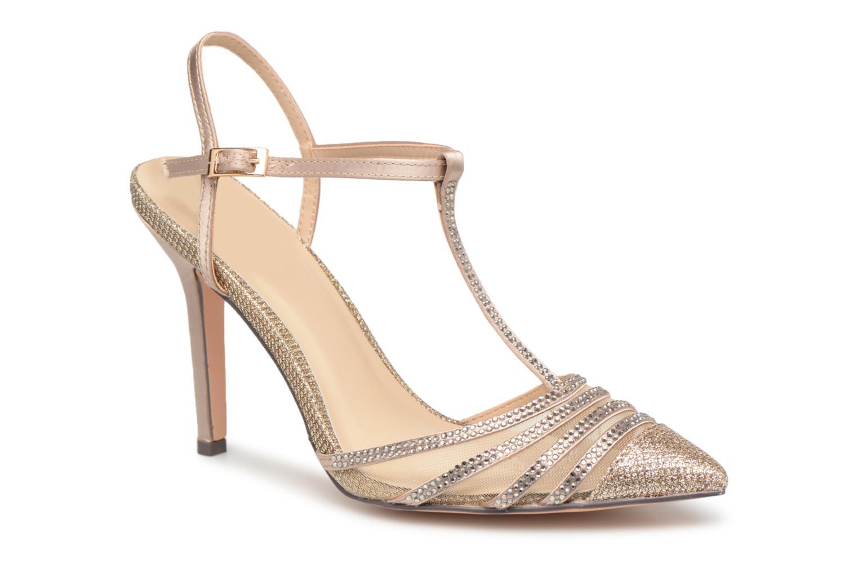 ZapatosMenbur 7355 (Beige) - Zapatos de y tacón   Cómodo y de bien parecido c35d3d