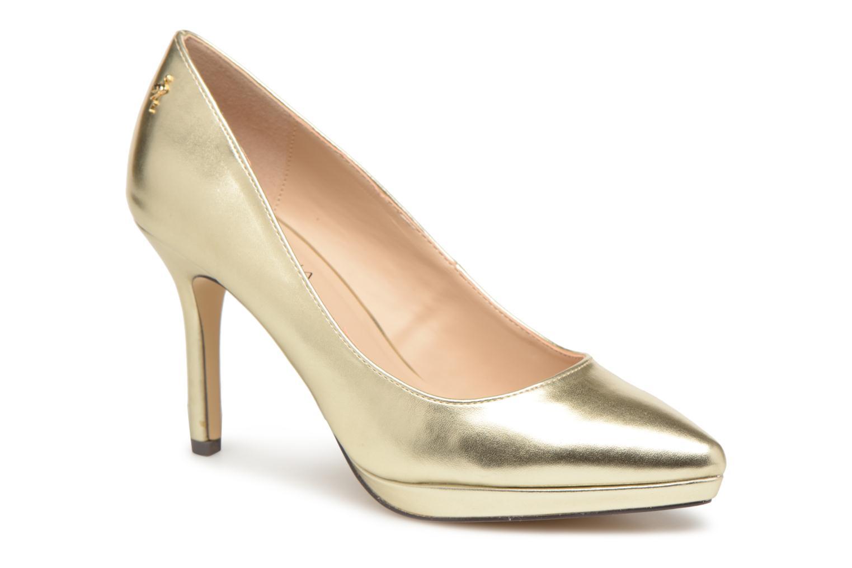 Zapatos promocionales Menbur 7214 (Oro y bronce) - Zapatos de tacón   Zapatos casuales salvajes