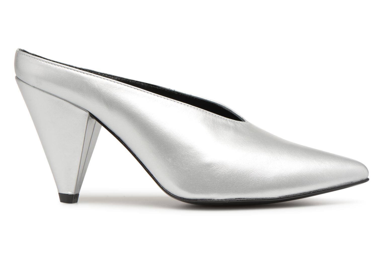 Cómodo y bien parecido Made by SARENZA 80's Disco Girl Mules #1 (Plateado) - Zuecos en Más cómodo