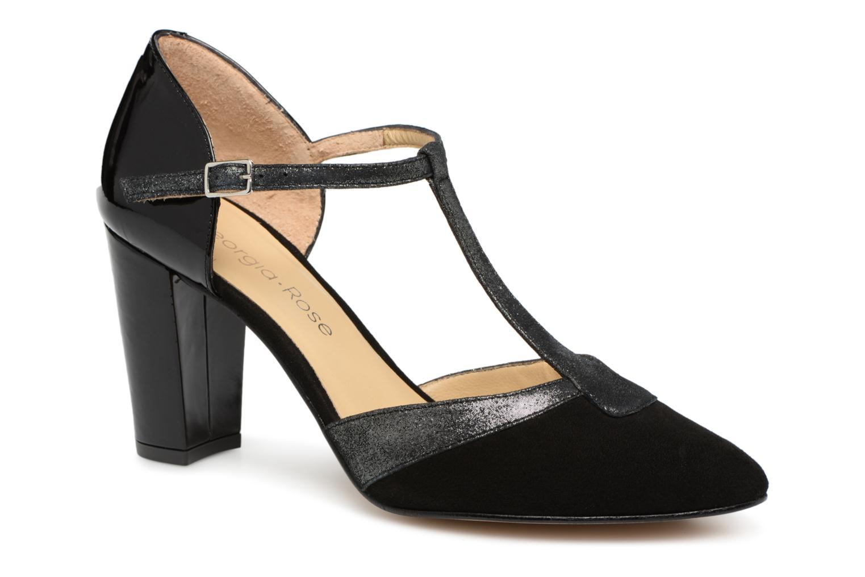 QIN&X Talon Bloc Femmes Chaussures Chaussures Bouche Peu Profondes,Indy,Rose 36