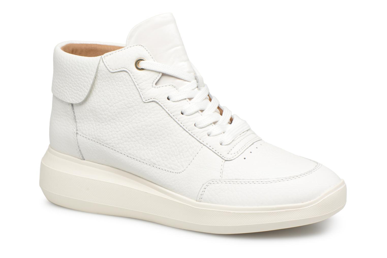 Grandes descuentos últimos zapatos Geox D RUBIDIA B D84APB (Blanco) - Deportivas Descuento