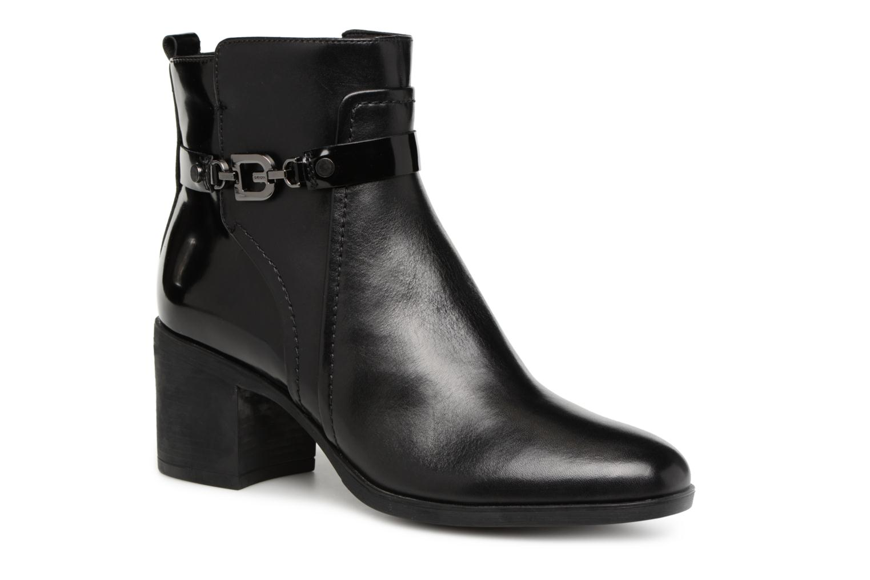 Grandes descuentos últimos zapatos Geox D GLYNNA B D843CB (Negro) - Botines  Descuento