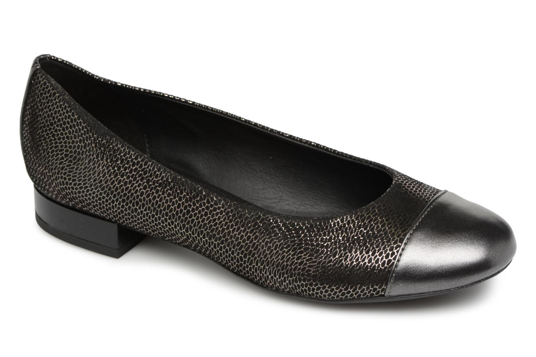 Grandes descuentos últimos zapatos Geox D WISTREY D D844GD (Negro) - Bailarinas Descuento