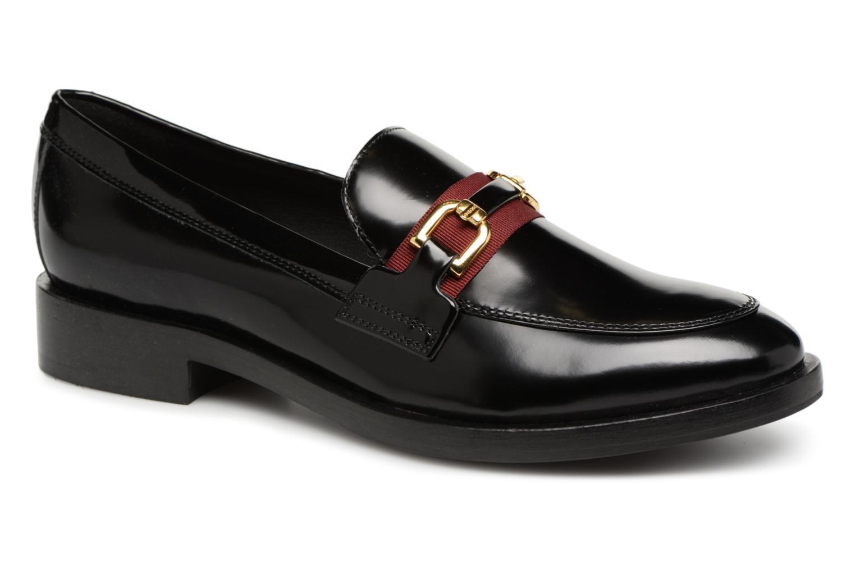 Grandes descuentos últimos zapatos Geox D DONNA BROOGUE A D842UA (Negro) - Mocasines Descuento