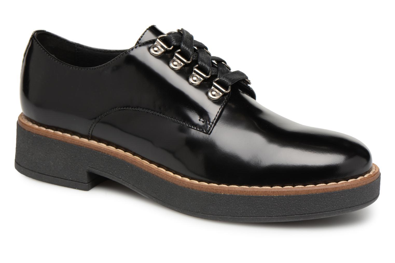 Últimos recortes de precios Geox D ADRYA C D849TC (Negro) - Zapatos con cordones chez Sarenza