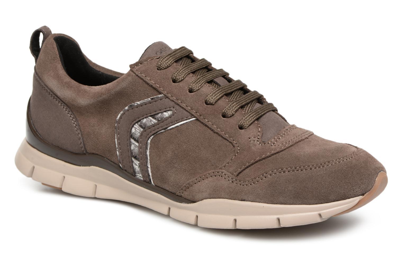 Los últimos zapatos de hombre y mujer Geox D SUKIE A D84F2A (Marrón) - Deportivas en Más cómodo