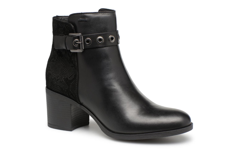 Grandes descuentos últimos zapatos ABX Geox D GLYNNA NP ABX zapatos B D84AZB (Negro) - Botines  Descuento bf197e