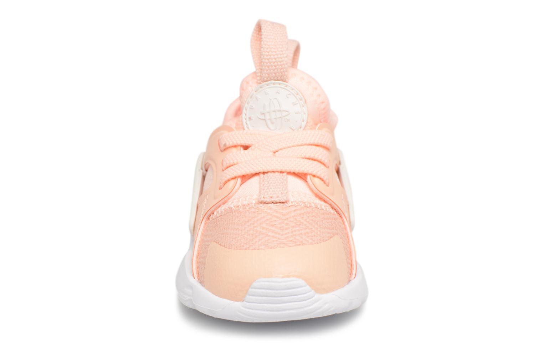 Sneaker Nike Air Huarache Run Ultra Se (Td) rosa schuhe getragen
