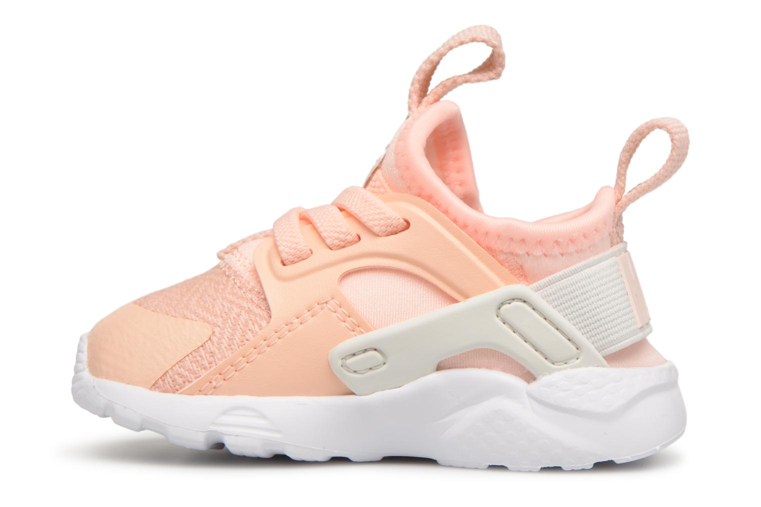 Baskets Nike Air Huarache Run Ultra Se (Td) Rose vue face