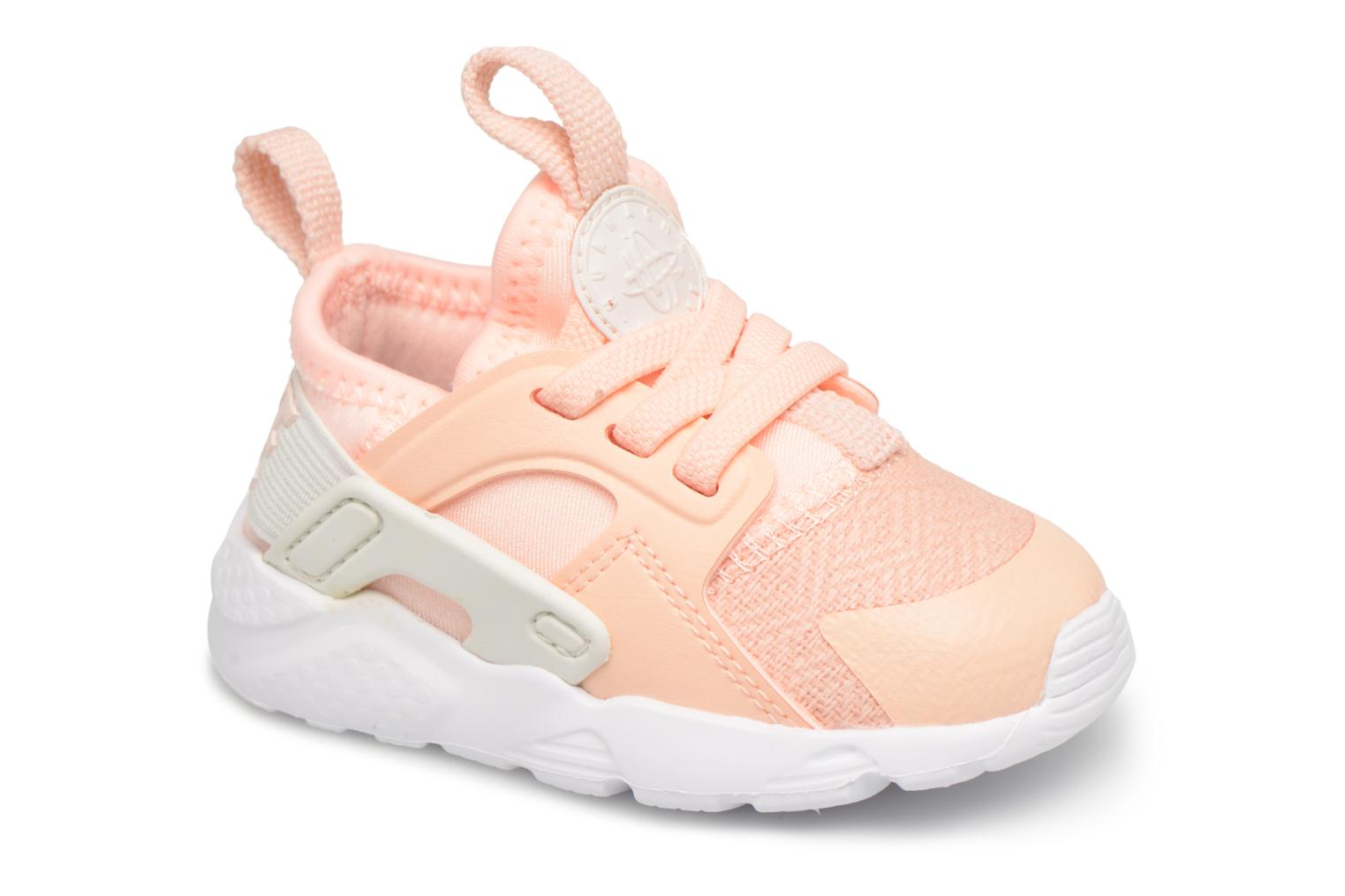 Baskets Nike Air Huarache Run Ultra Se (Td) Rose vue détail/paire
