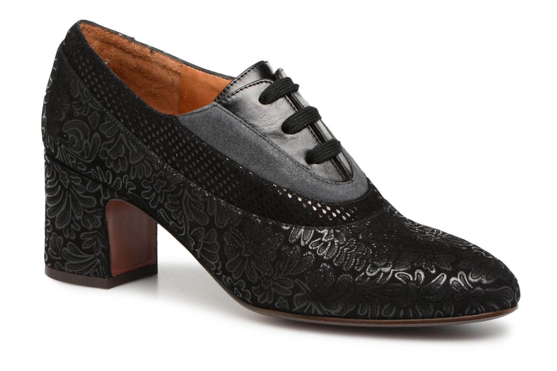Zapatos casuales salvajes Chie Mihara Neru (Negro) - Zapatos con cordones en Más cómodo