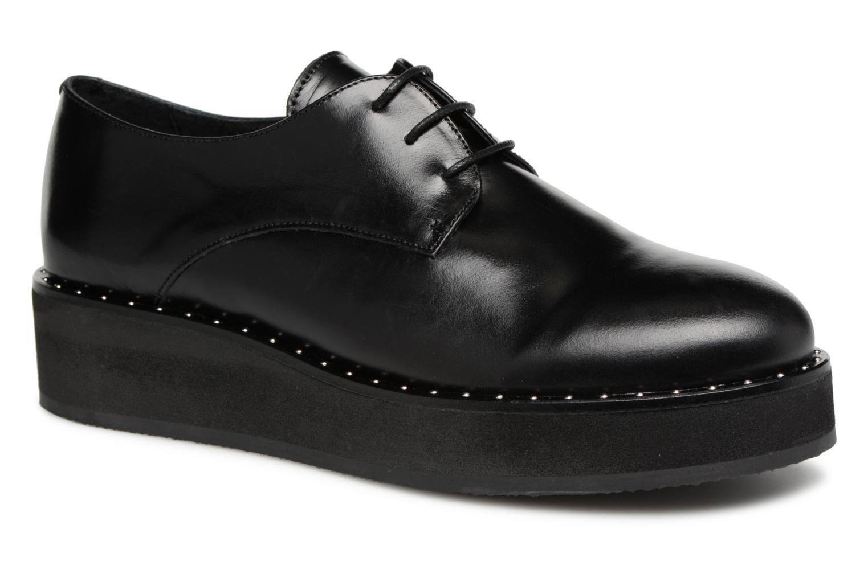 Últimos recortes de precios Jonak ALANA (Negro) - Zapatos con cordones chez Sarenza