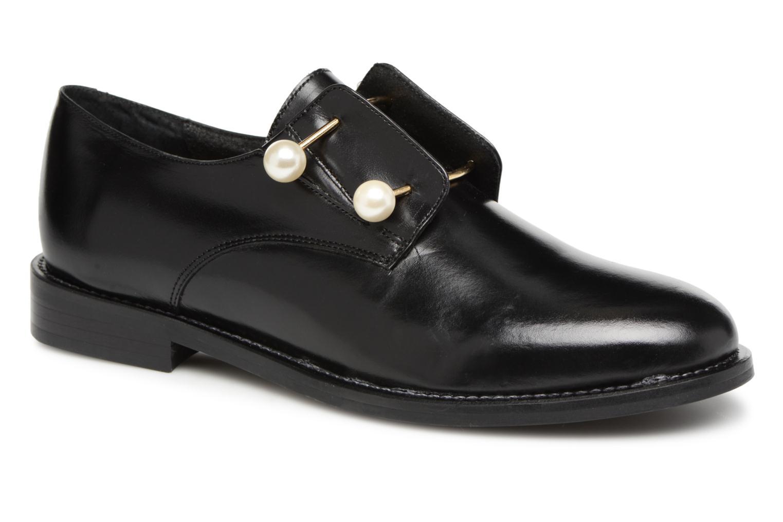 Grandes descuentos últimos zapatos Jonak DUBHAN (Negro) - Zapatos con cordones Descuento